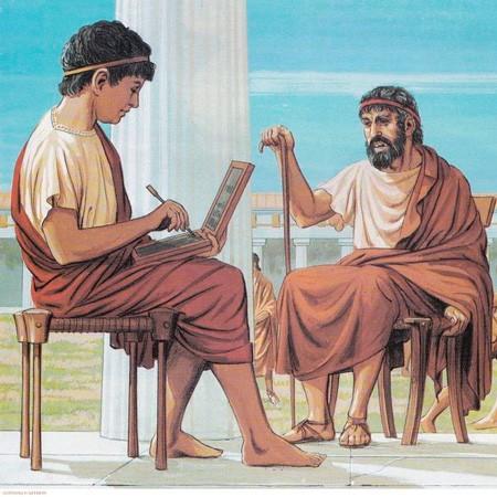 древнегреческие бухгалтеры