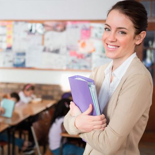 учительница начальных классов
